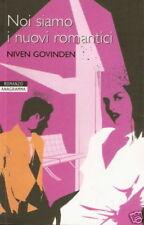 Noi siamo i nuovi romantici-Govinden Niven NUOVO 3,50 €