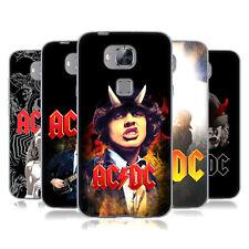 UFFICIALE AC/DC ACDC SOLO COVER MORBIDA IN GEL PER HUAWEI TELEFONI 2