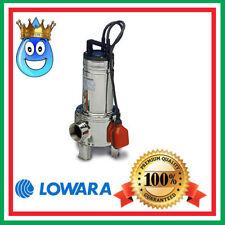 ELETTROPOMPA  POMPA  LOWARA DOMO  7VX/B 10 VX/B 15 VX/B 10/B 15/B
