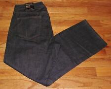 NEW NWT Mens Banana Republic Straight Fit Jeans Dark Wash Rinse Denim $89.99 *N1