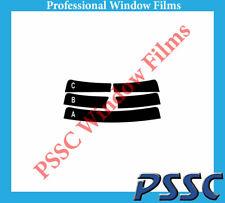 PSSC Pre Taglio Sun Strip Film finestra auto-BMW 5 Series Saloon 2010 a 2016