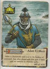 Spellfire 4th Edition Card M/NM 349/500 Adan El-Mesir