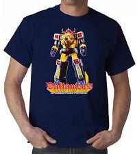 T-SHIRT DALTANIOUS UOMO BIMBO CARTOON CARTONI ANIMATI ANNI 80 ANIME tshirt