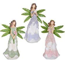 Gorgeous Angel Ornament Gift 26cm Feature Statue Cherub Figurine 3 New Designs