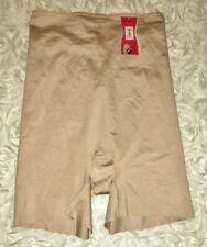 SPANX Slimplicity NUDE Super Control Hi Waist Girl Shorts NEW Womens Sz M L XL