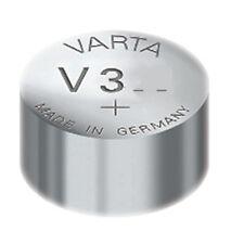 Pile VARTA oxyde d'argent V303 ... V329  V357 V364 V377 V379 V389 V392 V395 V399