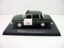 1/43 COCHE RENAULT 10  GUARDIA CIVIL france metal car diecast model police