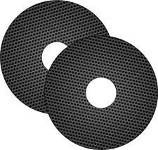 SEDIA a rotelle è intervenuto guardie pelli in fibra di carbonio NUOVO Miele CONO effetto design personalizzato