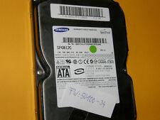 80 GB Samsung SP0812C / BF41-00069A / Rev.12 Festplatte Hard Disk disque dur