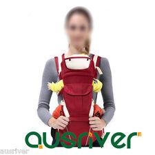 Cotton Multi-Functional Newborn Infant Baby Carrier Shoulder Straps Breathable