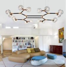 Modo Glass Chandelier Ceiling Light Bedroom Fixtures Pendant Lamp Lighting Light