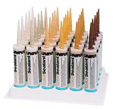 UNIKA ACRYLIC COLOUR SEALANT 310ml Cartridges Various Colours Available