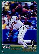 2001 Topps Baseball Card Pick 1-251