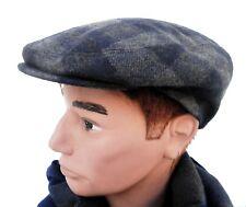 Gorro Hombre Gatsby Moderno Tapa Deslizante Flatcap Sombrero Otoño Invierno 051