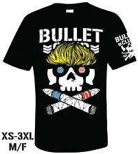 CODY BULLET CLUB T-shirt - New Logo Villain Kenny Omega Alpha Being Elite Rhodes