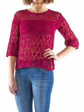 Carrera Jeans - Maglione per donna, tinta unita, girocollo.