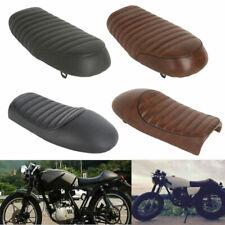 Vintage Motorcycle Seat Flat / Hump Cafe Racer Saddle Cushion for Honda Yamaha