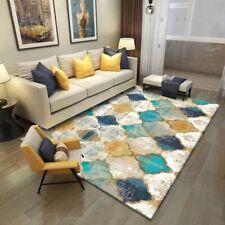 Vintage Area Rug Large Geometric Morocco Floor Rectangle Mat Carpet Bedroom Rugs