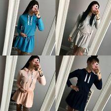 High quality hooded dress Fashion by Duda (FbD13)