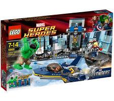 2012 LEGO HULK'S HELICARRIER BREAKOUT 6868, MARVEL SUPER HEROES, RETIRED, RARE!