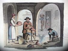 VENDEDOR POR OLLAS COBRE,James Godby & Sold Jan.y 1. 1806, P. Van Lerbergh
