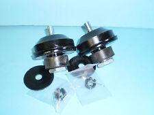 Flathead Ford motor mount set 1937 - 1948,  Also 1937 - 1941 transmission mounts