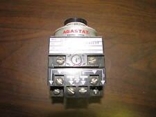 Agastat Timing Relay 2412BC 240V 60C .8-15 sec