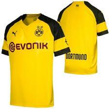 Puma BVB Borussia Dortmund Herren Replica Home Trikot Heimtrikot Fußballtrikot