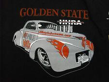 T Shirt Willys Gasser Golden State Drag Race Hot Rod von Mad Armadillo S - 6XL