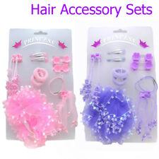 Kids Hair Accessories Clips Dress Up Girls Grips Fashion Slides Bobbles