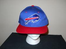 VTG-1990s Buffalo Bills big/largo logo snapback hat-NEW ERA pro model(sku#4)