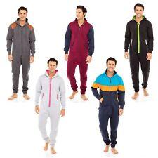 Men's Unisex Adult Onesie0 One Piece Non Footed Pajama Playsuit Jumpsuit