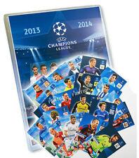 Champions League 2013-2014 FULL SETS,  MASTER SET ,LOGOS,TOP MASTER, FAN FAV