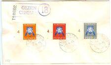 SURINAME 1941-8-30 FDC LUXE =GEZIEN CENSUUR 18= PR EX