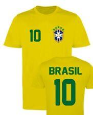 4210546e39 Brésil Maillot de Football Coupe Du Monde 2018 - Hommes Femmes Enfants  Diverses
