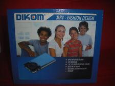MP4 DIKOM FASHION DESIGN 1GB