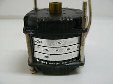 HURST 2255 VARIABLE SPEED LINEAR ACTUATOR MOTOR MODEL LAS 6VDC 8 WATT