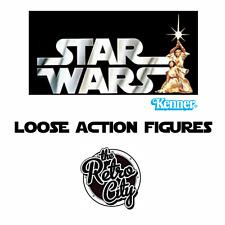 Figuras Sueltas Star Wars Acción Vintage 1970s-1980s Kenner