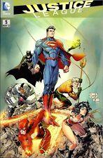 JLA Justice League el nuevo DC-universo a partir de 1