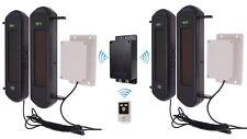 No requiere alimentación silenciosa 3G GSM Inalámbrico Kit alarma de perímetro 2