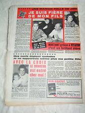 Détective 1972 VILLENNES SEINE BOURGANEUF SAN ANTONIO