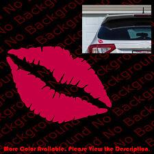 LOVE KISS LIPS Sticker Car Die Cut Vinyl Decal Sexy Love Window Laptop Hot FY022