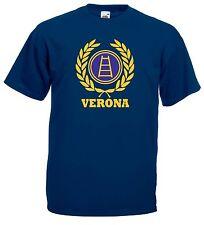 T-shirt Maglietta J1292 Ultras Verona Terrace Style Hellas