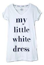 Sleep Dorm Shirt Pajamas Night Gown by PJLICIOU - My Little White Dress
