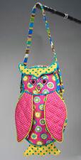 Spring Meadow Owl Purse $24 -by  Douglas Cuddle Toys