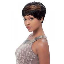 Sensationnel 100% cabello humano Peluca Bump-fácil 27