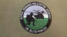 Royal Marines Camisa Polo De Asalto helicóptero