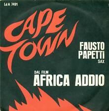 """FAUSTO PAPETTI CAPE TOWN 7"""" (S3874)"""