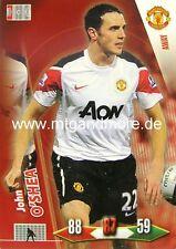 Adrenalyn XL Man. United - John O'Shea - Away