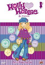 Holly Hobbie Vol. 4 (Dvd+Sticker) DYNIT